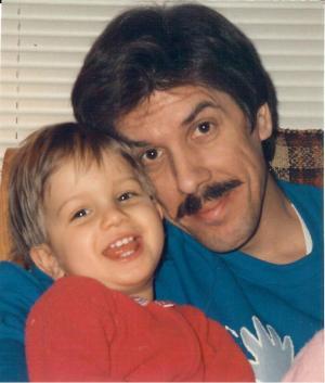 Tyler & Baby Sammy